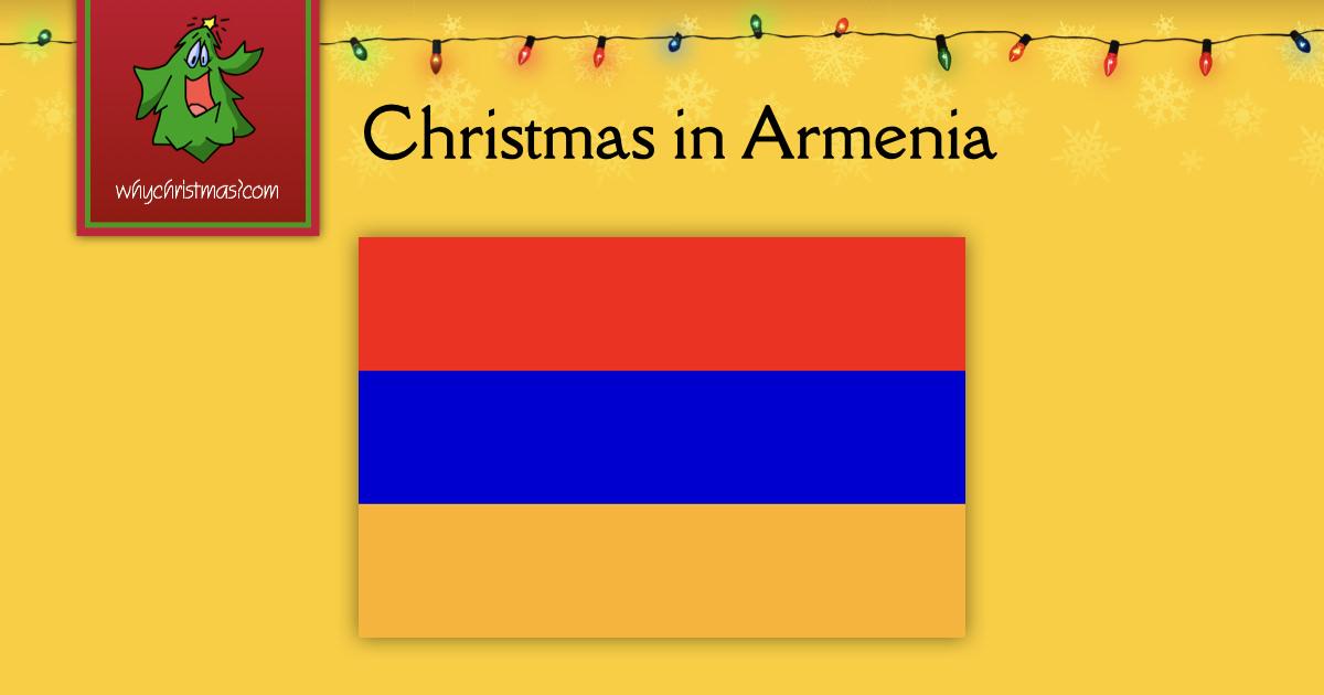 Christmas In Armenia Christmas Around The World