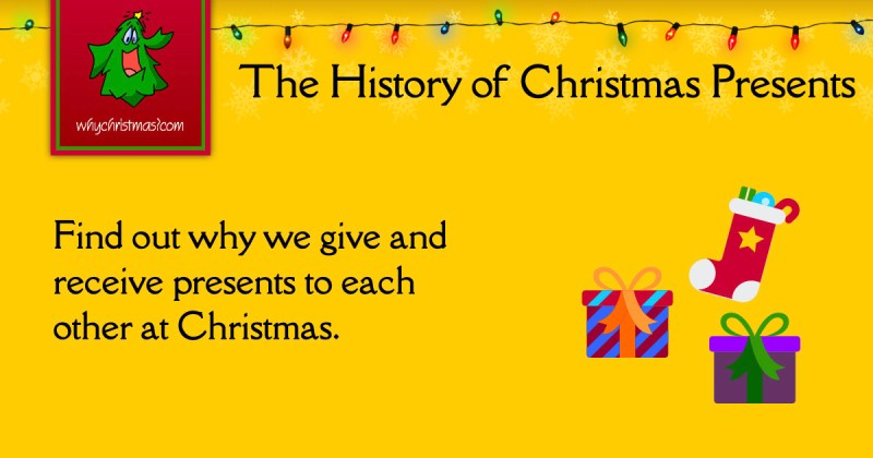 origin of christmas gift giving | Dealssite.co