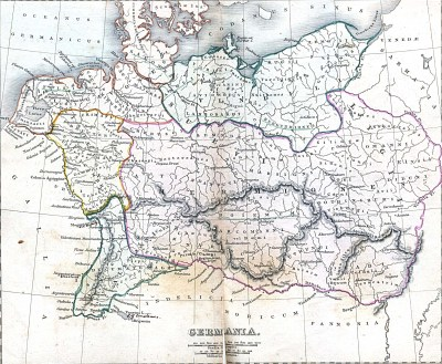 Ancient Germania - (Roman Knowledge)