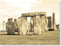 Stonehenge - different angle