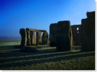 Stonehenge in the Winter