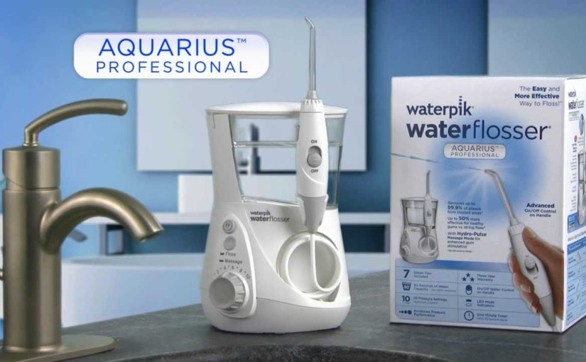 Waterpik WP 660 Aquarius Professional Water Flosser