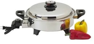 Saladmaster Electric Skillet Alternative Why I Bought It