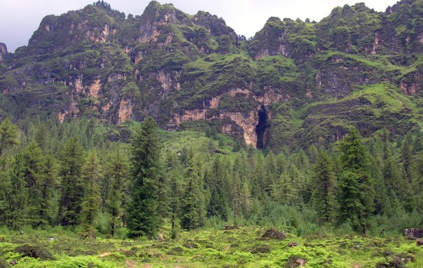 Over the pass between Jumla and Mugu