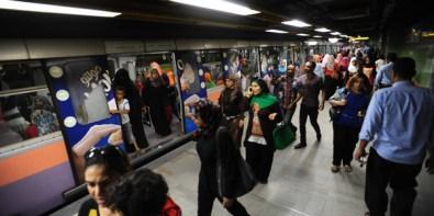Cairo Metro by Al Ahram Weekly