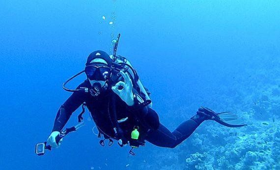 Scuba Diver via Pixabay