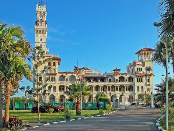 El Montazah Palace by Dennis Jarvis