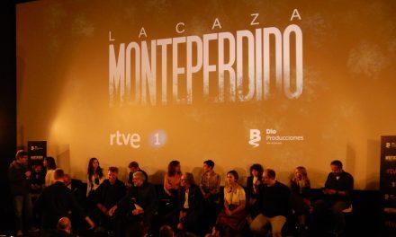 TVE presenta su nueva apuesta, 'La Caza. Monteperdido'