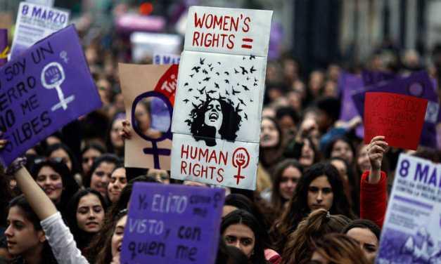 Ocho canciones con mensajes feministas para el 8M