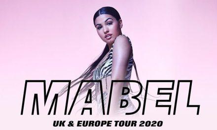 La gira europea de Mabel pasará por España en febrero