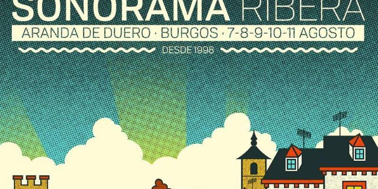 Sonorama Ribera ya está aquí. Todo lo que necesitas saber