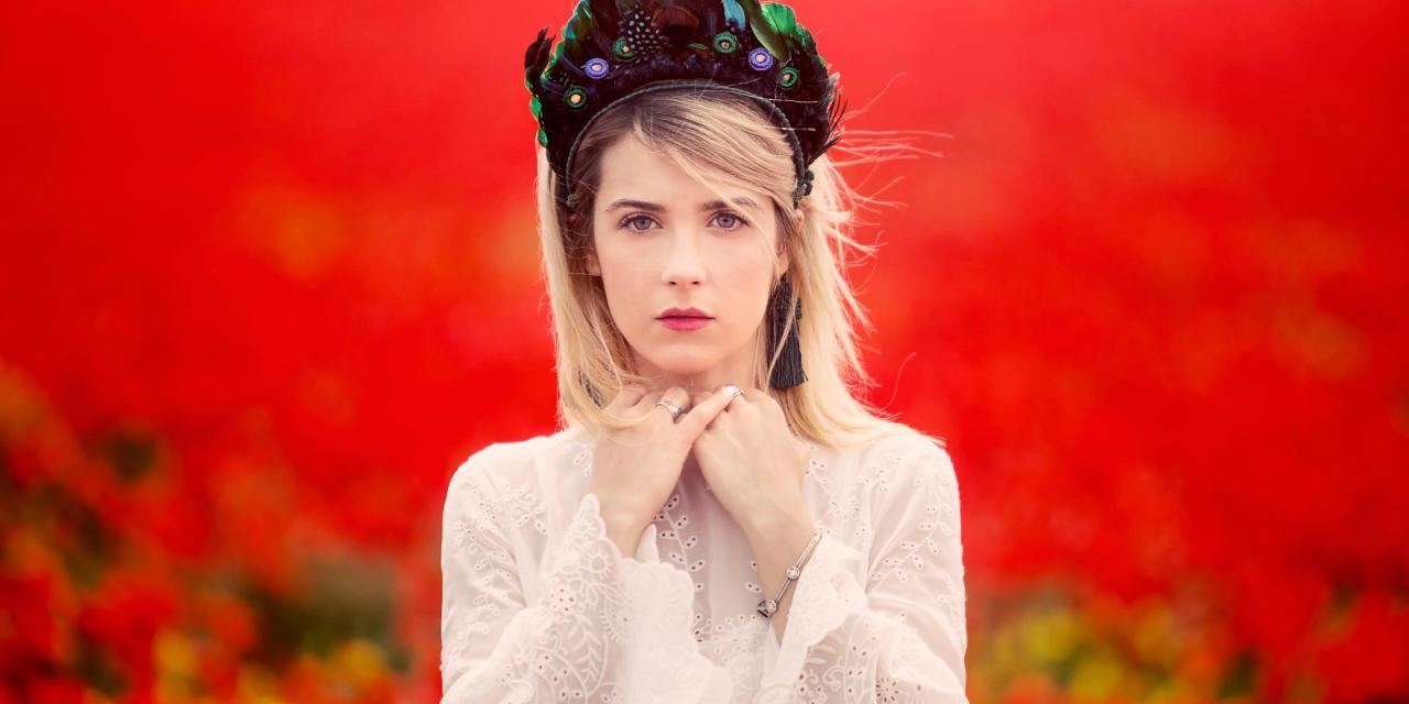 Virginia Maestro presenta 'Disparando', single adelanto de 'Del Sur'