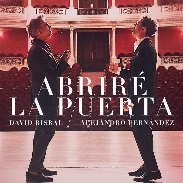 David Bisbal y Alejandro Fernández, mano a mano en 'Abriré La Puerta'