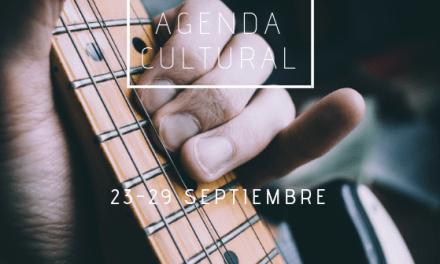 AGENDA CULTURAL | ¿Qué hacer del 23 al 29 de septiembre?
