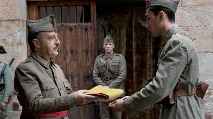 """La importancia de la película """"Mientras dure la guerra"""""""