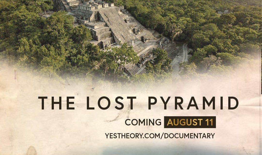 """""""The Lost Pyramid"""", siete días en la jungla de Guatemala con Yes Theory por un sueño"""