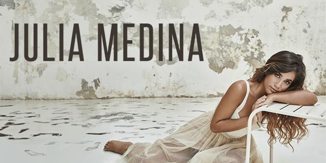 Julia Medina presenta 'Dime', anticipo de su álbum