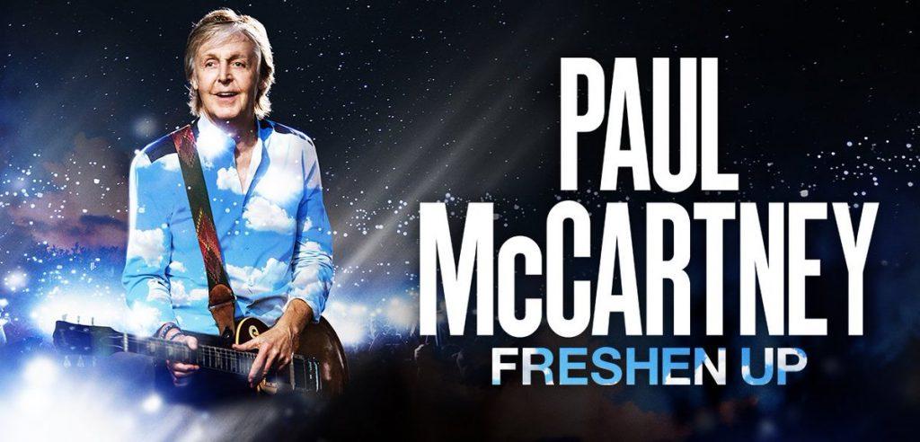 Paul McCartney sacará su nueva obra en vinilo y anuncia concierto en Barcelona