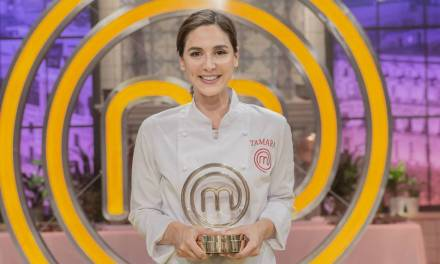 Tamara Falcó se alza con la victoria en MasterChef Celebrity 4