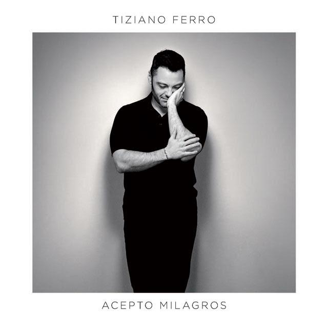 Tiziano Ferro lanza nuevo álbum: 'Acepto Milagros'