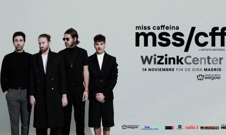 Miss Caffeina anuncia concierto de fin de gira en el WiZink Center