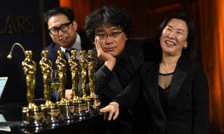 'Parásitos' arrasa en los Oscar 2020