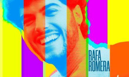 """""""Díselo a la vida"""", el primer single de Rafa Romera"""