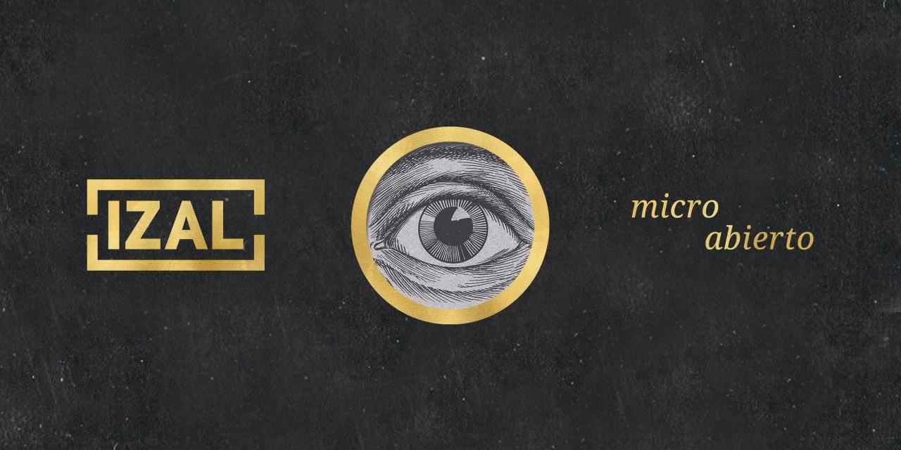 """""""Micro abierto"""", el nuevo EP de Izal contra el hambre"""