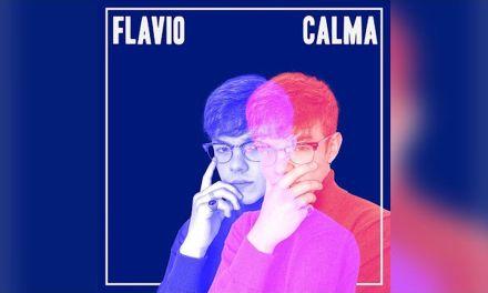 Flavio se toma la cuarentena con «Calma»