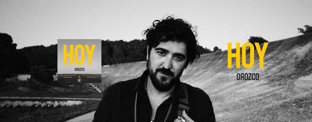 """Antonio Orozco presenta """"Hoy"""""""