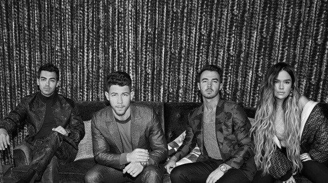 "Jonas Brothers lanzan nuevo single: ""X"" junto a Karol G"