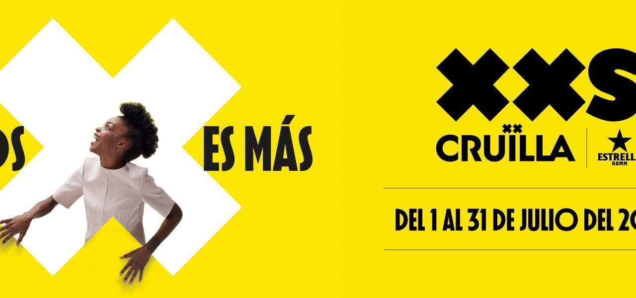 El mes de julio lleva el Cruïlla XXS a Barcelona