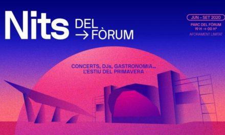 Nits del Fòrum lleva la música en directo a Barcelona este verano