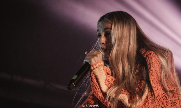 El primer concierto de María Escarmiento tras la salida de su primer EP