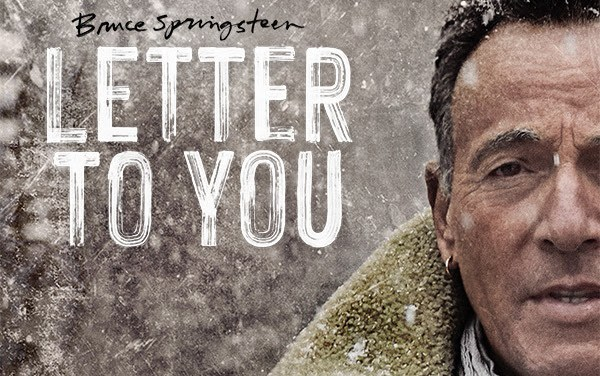 Bruce Springsteen presenta nuevo álbum «Letter to you»