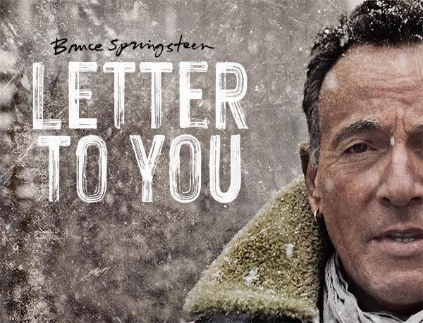 "Bruce Springsteen presenta nuevo álbum ""Letter to you"""