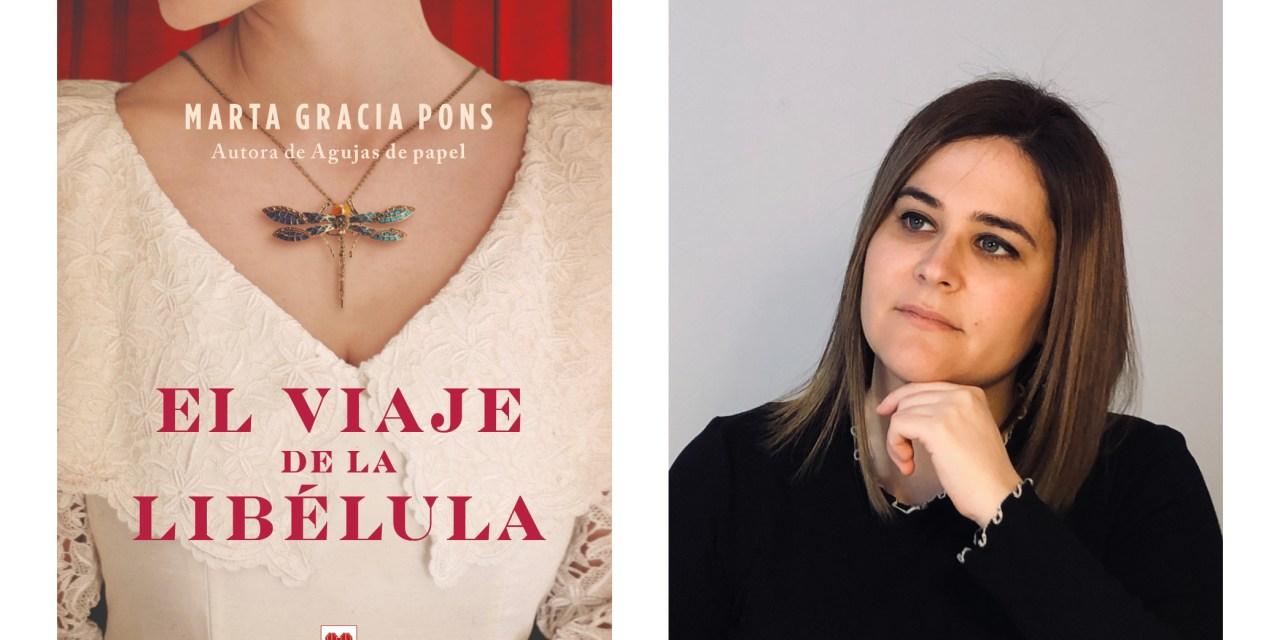 """Descubre """"El viaje de la libélula"""" de Marta Gracia Pons"""