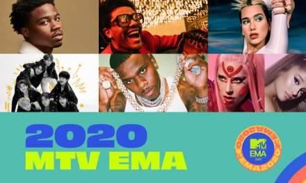Los MTV EMA ya están aquí: ¡vota a tus artistas favoritos!