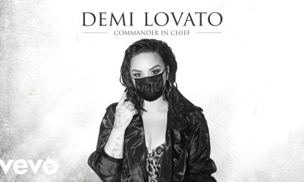 """Commander In Chief"", la nueva balada política de Demi Lovato"