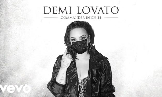 «Commander In Chief», la nueva balada política de Demi Lovato