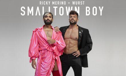 """Ricky Merino y Conchita Wurst unen voces en una nueva versión de """"Smalltown Boy"""""""