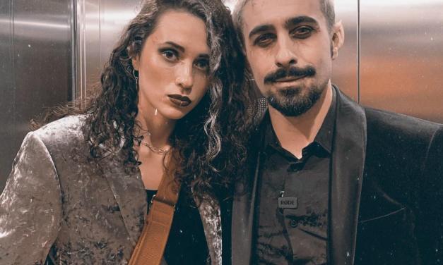 Rayden y Alice Wonder sorprenden a sus fans en la noche de Halloween con un concierto muy especial