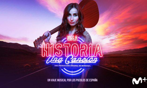 Movistar+ estrena el 4 de febrero 'Una historia, una canción'