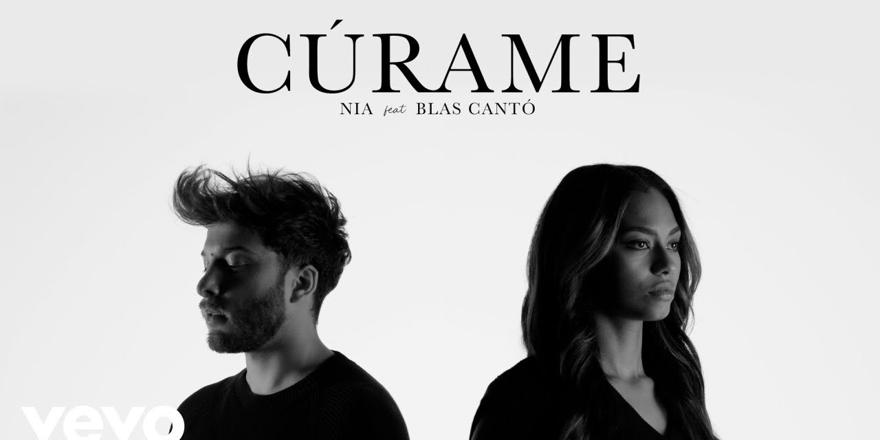«Cúrame», la acertada colaboración de Nia y Blas Cantó