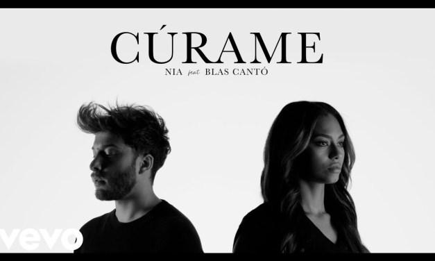 """""""Cúrame"""", la acertada colaboración de Nia y Blas Cantó"""