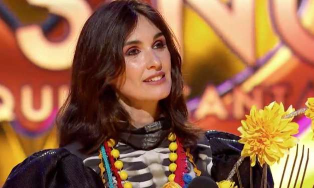Paz Vega, nueva investigadora en Mask Singer