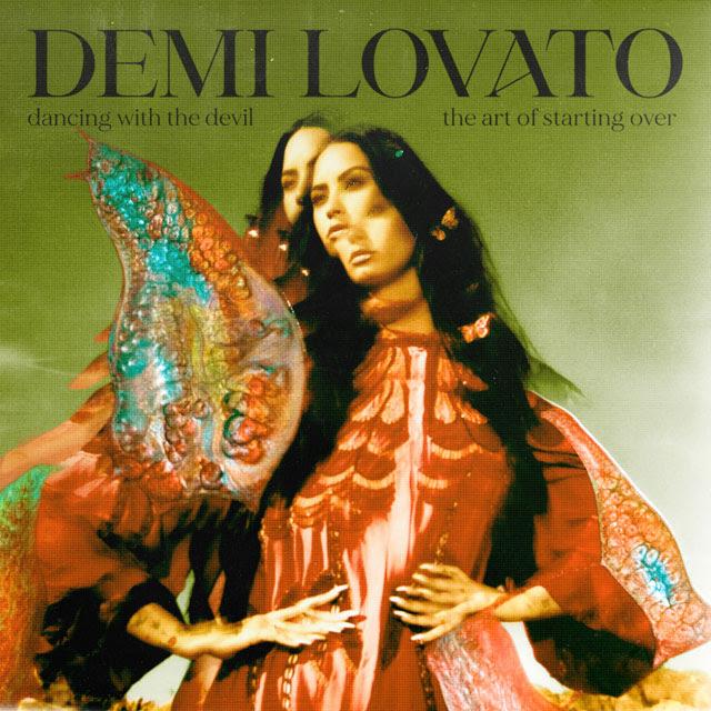 Demi Lovato habla de su sobredosis en su nuevo álbum: 'Dancing With The Devil… The Art Of Starting Over'