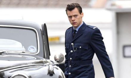Harry Styles graba 'My Policeman', su tercer proyecto como actor