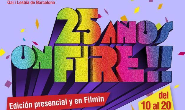 La Muestra de Cine Gay y Lésbico Fire!! regresa a Barcelona en versión digital y presencial