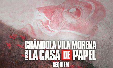 Cecilia Krull y Pablo Alborán se unen en el nuevo himno de 'La Casa de Papel'